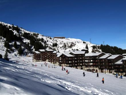 meribel-mottaret resort information
